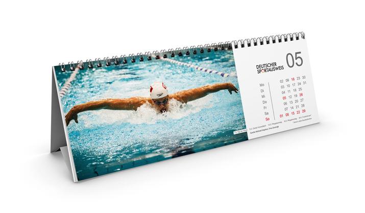 Dein Sportkalender 2017