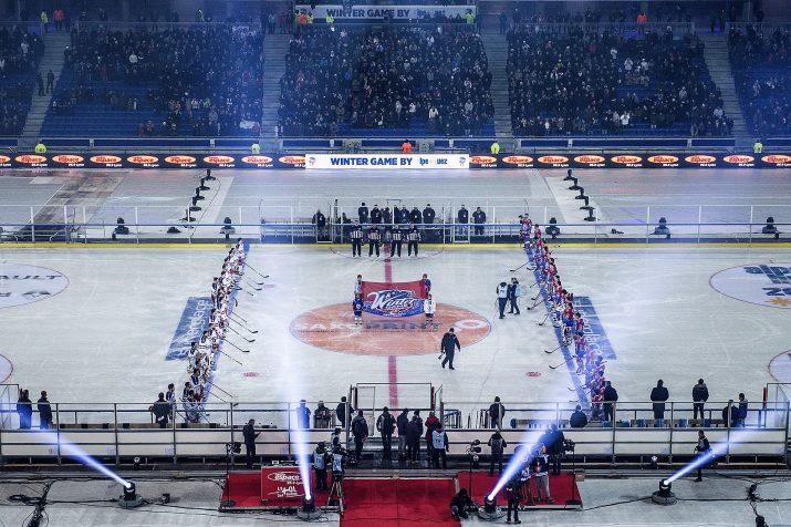 Winter Game 2016 im Parc Olympique Lyonnais (Lyon, Frankreich) (3)