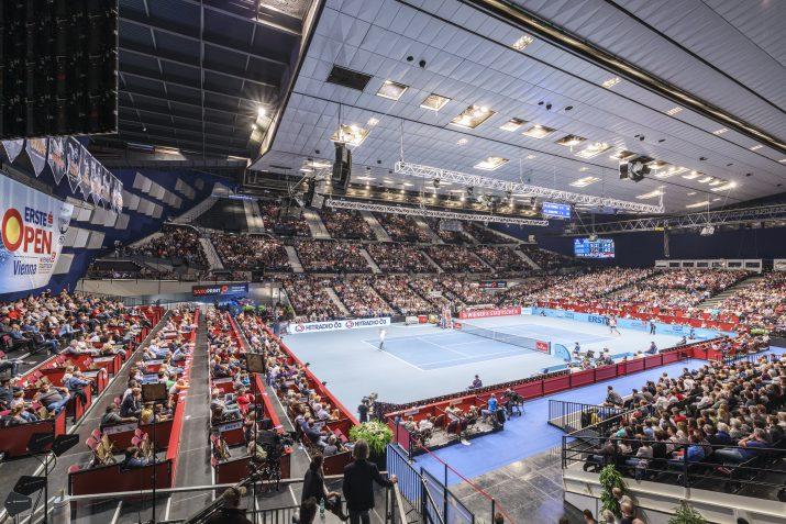 Erste Bank Open 2016 – Centercourt