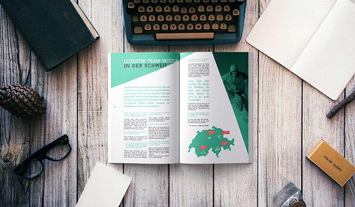 Die Mitarbeiterzeitung im Corporate Publishing (Ratgeber, Beispiele und kostenlose Templates)