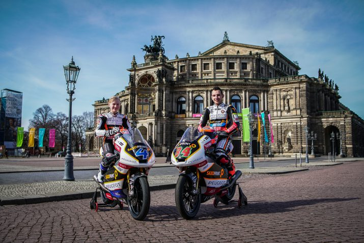 Peugeot Motocycles SAXOPRINT Team Presentation 2017 (10)