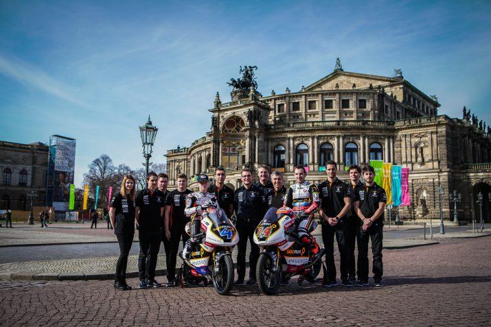 Peugeot Motocycles SAXOPRINT Team Presentation 2017 (12)