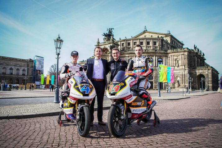 Peugeot Motocycles SAXOPRINT Team Presentation 2017 (13)