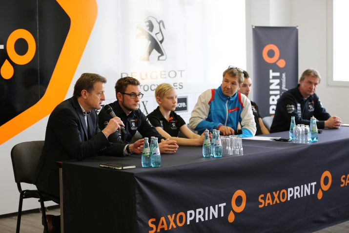 Peugeot Motocycles SAXOPRINT Team Presentation 2017 (7)