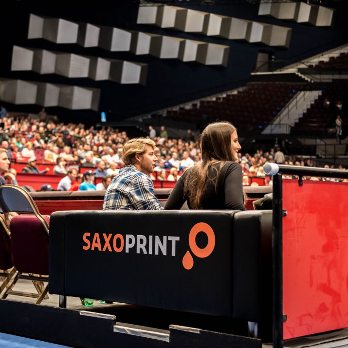 SAXOPRINT Business-Couch bei den Erste Bank Open 500 in Wien