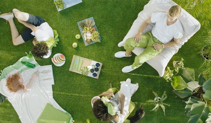 Greenery von Pantone - Die Farbe des Jahres
