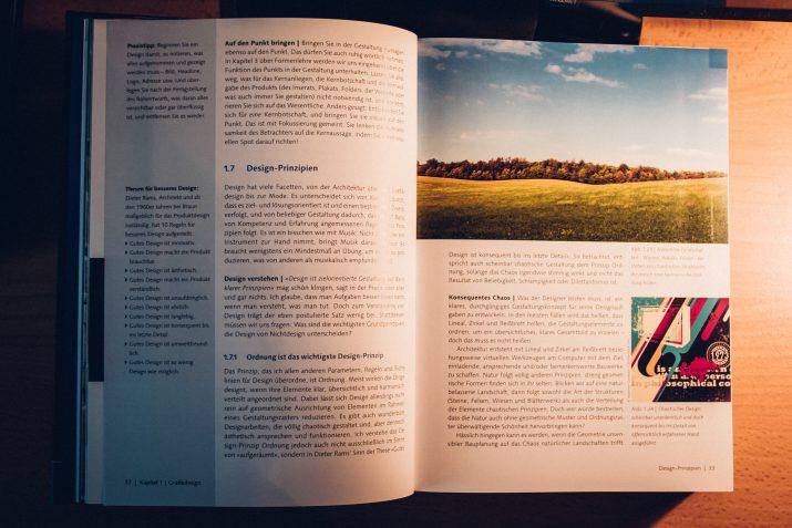 Buchvorstellung Grafik und Gestaltung (1)