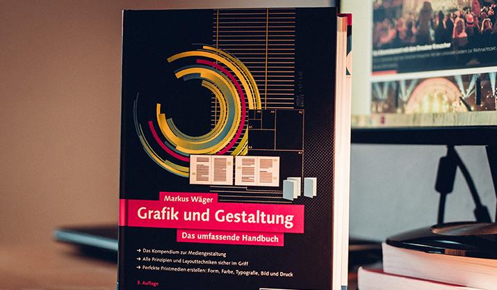 """Buchverlosung: """"Grafik und Gestaltung"""" - von Markus Wäger"""