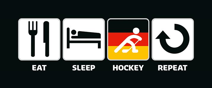 """""""Auf geht's!"""" … zur Eishockey-WM in Dänemark"""