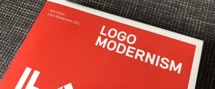 """Buchverlosung: """"Logo Modernism"""" von Jens Müller"""