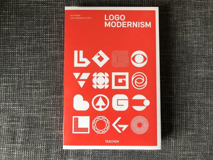 """cd60f5bcaad74 Buchverlosung  """"Logo Modernism"""" von TASCHEN » SAXOPRINT"""