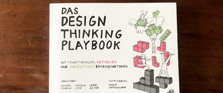 "Buchverlosung ""Das Design Thinking Playbook"""