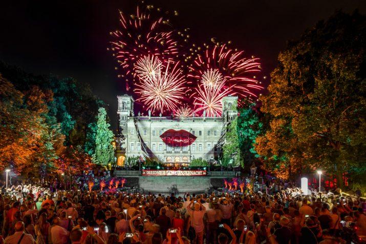 Dresdner Schlössernacht feiert Jubiläum