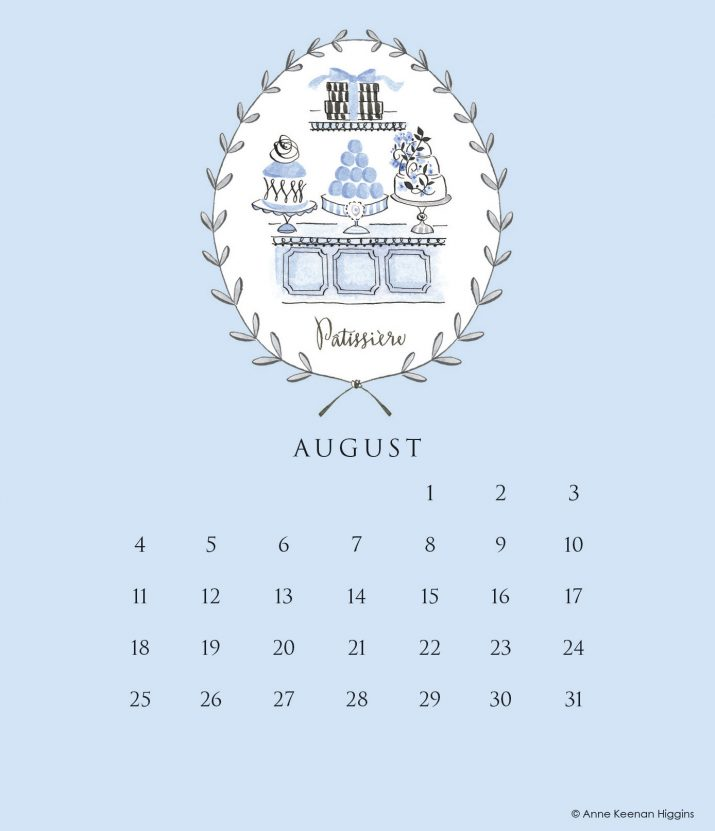 Inspiration für kreatives Kalender-Design 2019 (9)