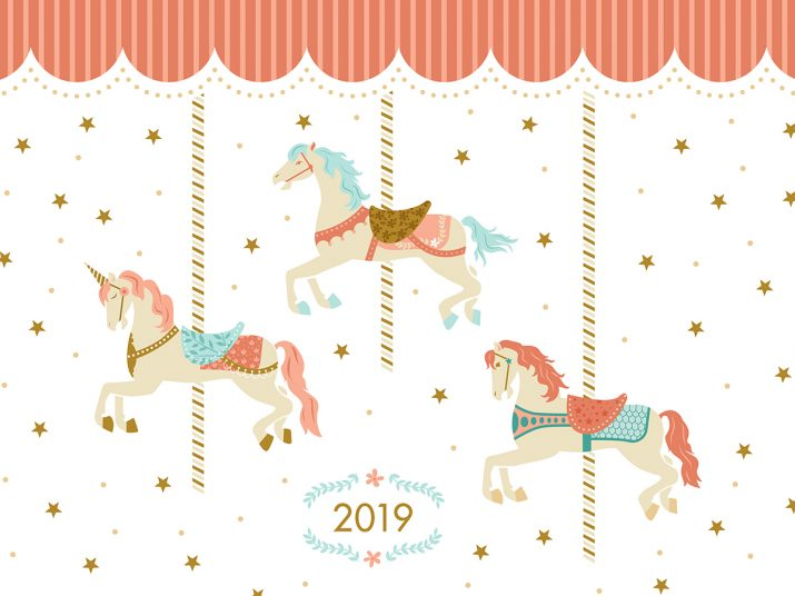 Inspiration für kreatives Kalender-Design 2019 (29)