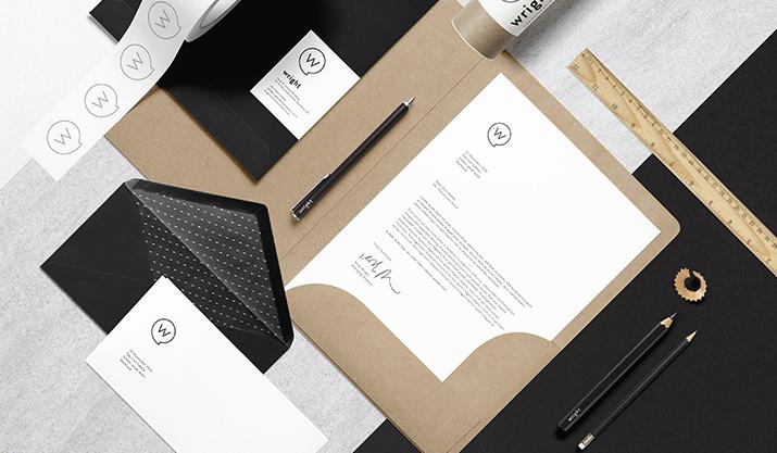 Ausgewählte Briefpapierdesign-Inspirationen für 2019