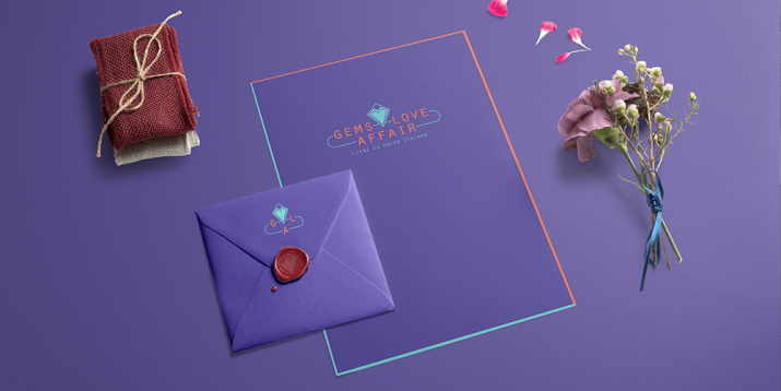 Briefpapierdesign Inspiration 2019 28 Elisaweta Sliwinska