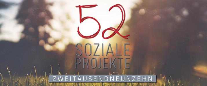 """SAXOPRINT unterstützt die Aktion """"52 SOZIALE PROJEKTE"""""""