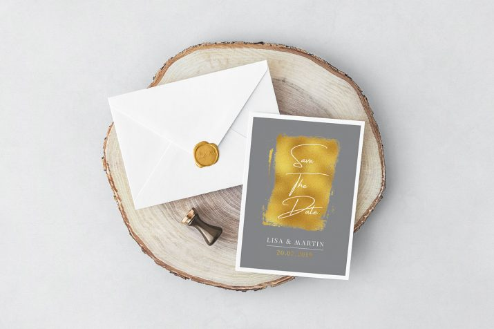 Einladungen, Danksagungen, Tischkarten und mehr für eure Hochzeit (2)