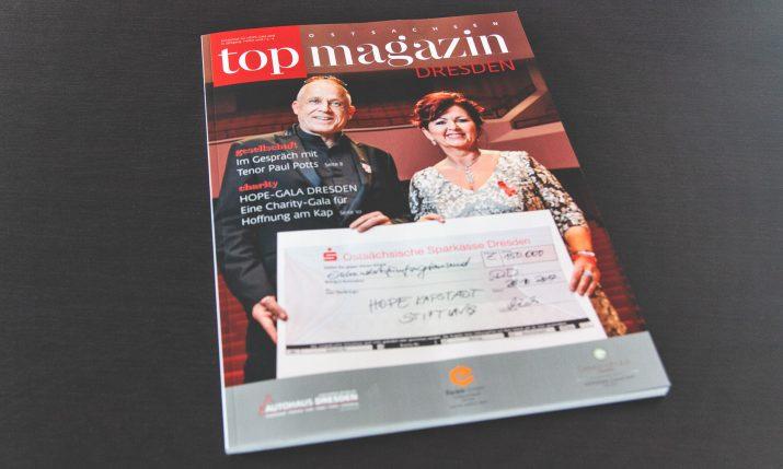 Top Magazin und Dresden Fernsehen bei SAXOPRINT (6)