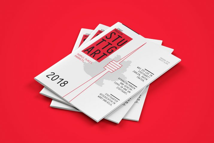 Editorial Design 2019 Kreativ Betrieb Design
