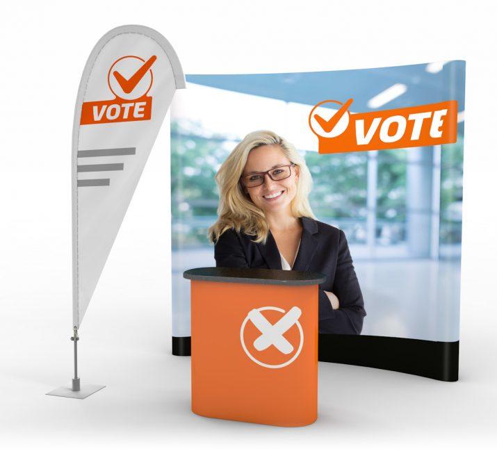 Wahlwerbung für die Kommunalwahl und die Landtagswahl gestalten (6)