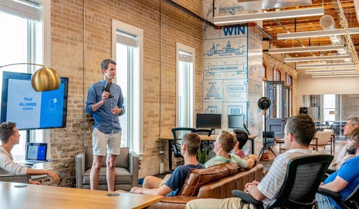 Der perfekte Startup Pitch für Unternehmensgründer