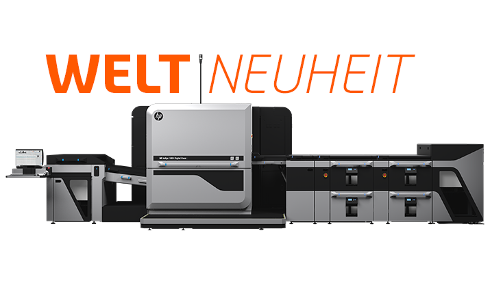 Digitaldruck der Königsklasse – Unsere neue HP Indigo 100K